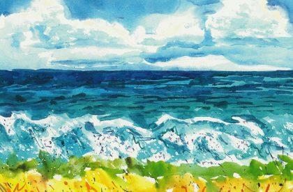 Barzitsa Sea