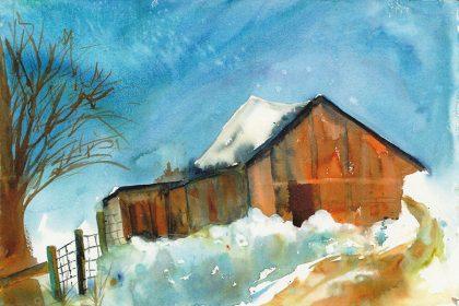 Cle Elum Barn
