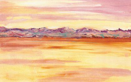 Desert Hot Day