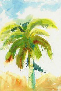 Hula Palms