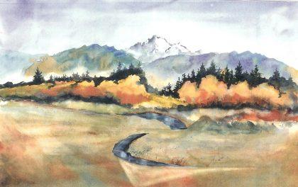 Lazy River at Mount Baker