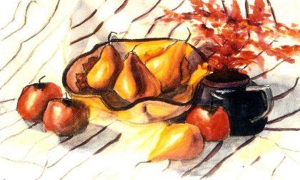 A Pear or Apple?