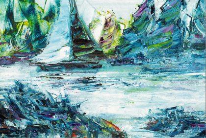 Sails Away
