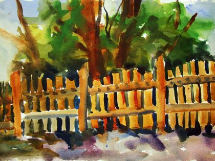 Vesko's Fence